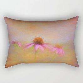 Beginning Bloom Rectangular Pillow
