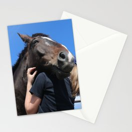 A Horse and His Girl Stationery Cards
