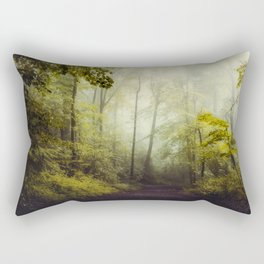 Glorious Woods Rectangular Pillow