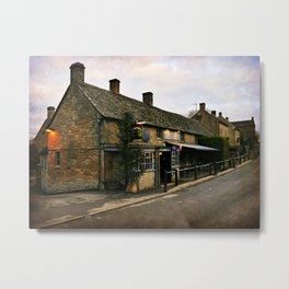 The Hollow Bottom. Metal Print