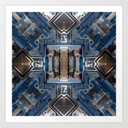 X-CHIP SERIES 02 Art Print