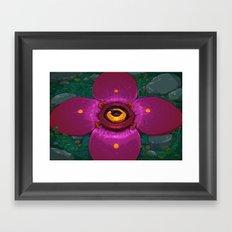 Watcher Framed Art Print