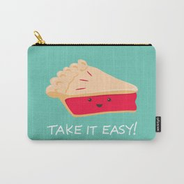 A slice of advice! Carry-All Pouch