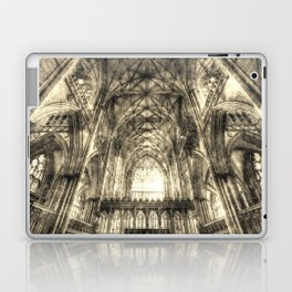 York Minster Vintage Laptop & iPad Skin
