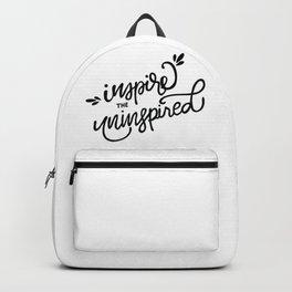Inspire the Uninspired Backpack
