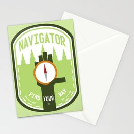 Navigator - Color Stationery Cards