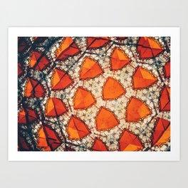 Kaleidoscope No. 1 Art Print