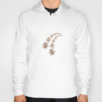constellation Hoodies featuring constellation by Tanja Riedel