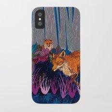 night hunt Slim Case iPhone X