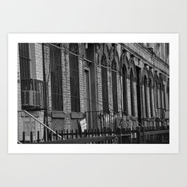 Brooklyn, New York, USA Art Print