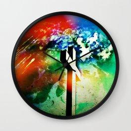 Holy Cross Armageddon  Wall Clock