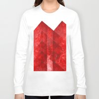 discount Long Sleeve T-shirts featuring Ruby Nebulæ by ....