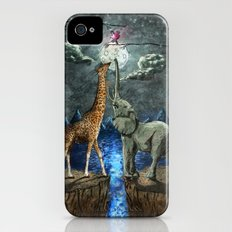 The Magical Forces of the Moon iPhone (4, 4s) Slim Case