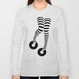 Minimal Music Minimal Fashion Long Sleeve T-shirt