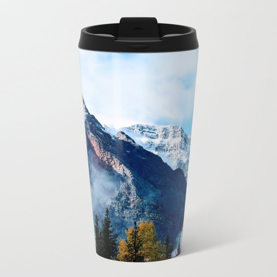 Mount Metal Travel Mug
