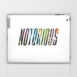 NOTORIOUS THREADS Laptop & iPad Skin