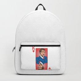 King Pop Art Backpack