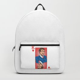 King Pop Art Backpack