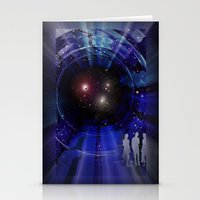 "stargate Stationery Cards featuring Stargate to ""Gliese 562"" ! by capricorn"