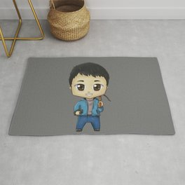 Kevin Tran, Prophet of Our Lord Rug