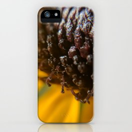 Brown Eyed Susan iPhone Case