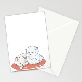 those who cannot die Stationery Cards