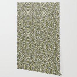 CISTUS LAURIFOLIUS  ROCK ROSE FLOWERS Wallpaper