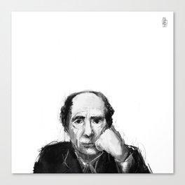 Legends - Philip Roth Canvas Print