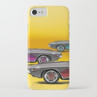 muscle iPhone & iPod Cases featuring muscle by ErsanYagiz
