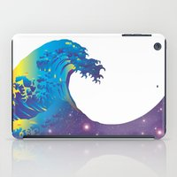 hokusai iPad Cases featuring Hokusai Universe by FACTORIE