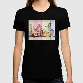 Sailor Moon Pinup - Cupcakes T-shirt