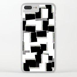 Helter Skelter Clear iPhone Case