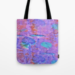 Upton Lily Pads Tote Bag
