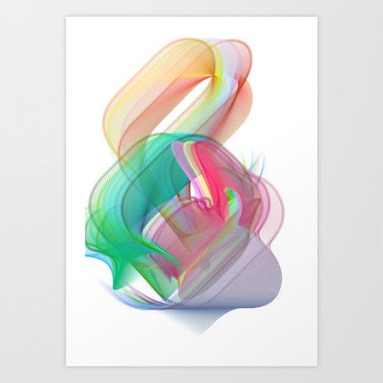ngy Art Print