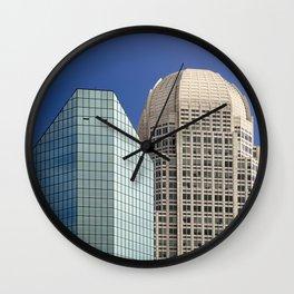 Two Giants Wall Clock