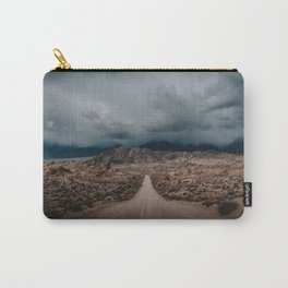 That Alabama Hills Road Carry-All Pouch