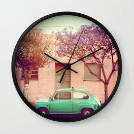 Asmara Altered Wall Clock