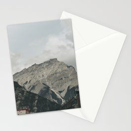 Downtown Banff Stationery Cards