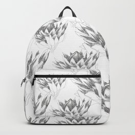 White King Protea Backpack