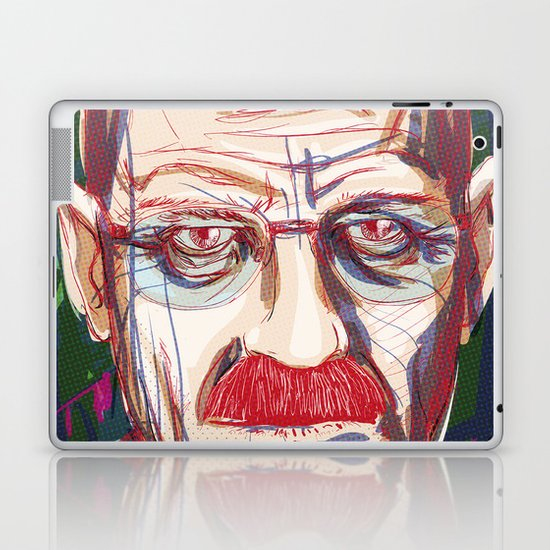 Breaking Walter // Breaking Bad Laptop & iPad Skin