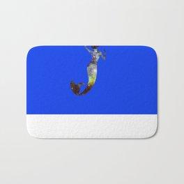 Galaxy Mermaid (Cobalt) Bath Mat