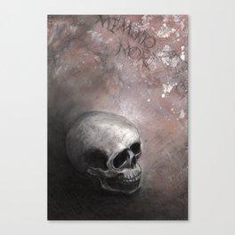 Obviously Mori Canvas Print