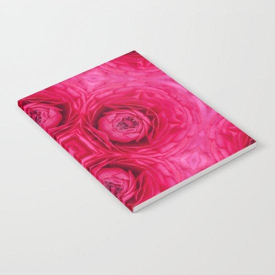 Floral Pink Notebook
