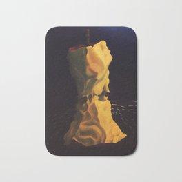 Apple Core Bath Mat