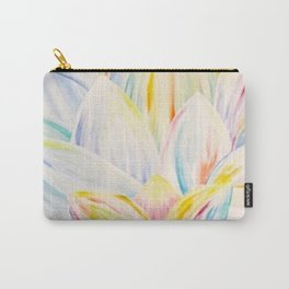 Rainbow Lotus Carry-All Pouch