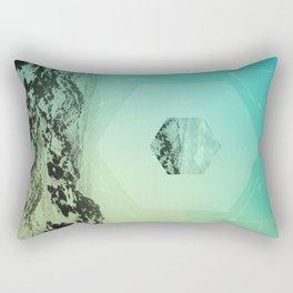 A Place Called Elsewhere Rectangular Pillow