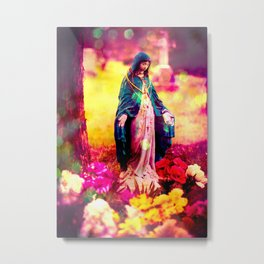 Holy Mother Bright! Metal Print