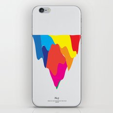 No. 3 iPhone & iPod Skin