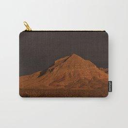 Desert Alpenglow Carry-All Pouch