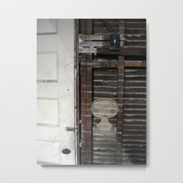 Ghost no. 3 Metal Print